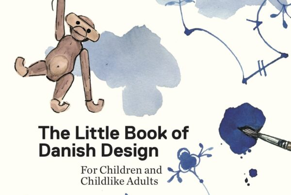 Book Cover of The Little Book of Danish Design by Marie Hugsted