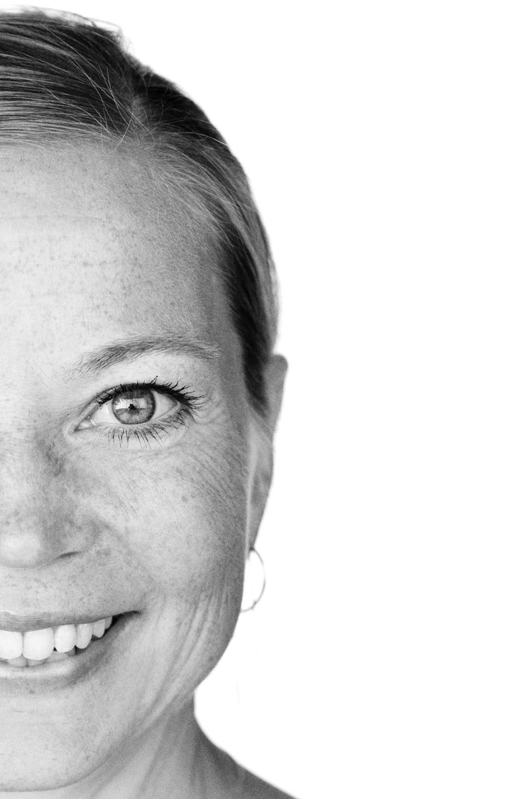 Designer Marie Hugsted
